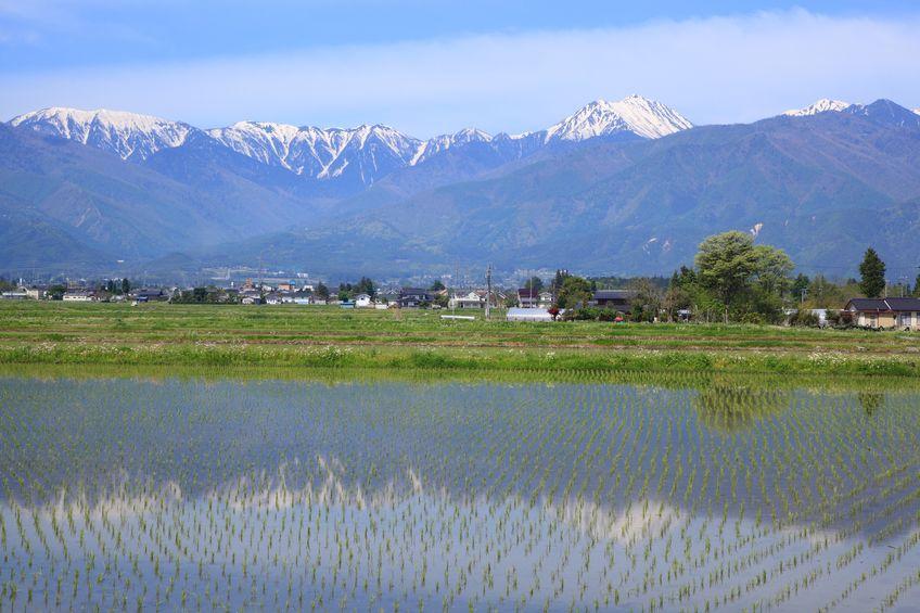 中古別荘で人気の安曇野!田舎暮らし・移住で人気の安曇野の特徴や魅力を紹介