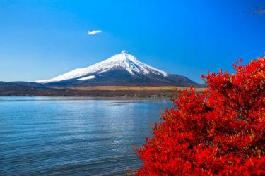 山中湖への移住・田舎暮らし、別荘を検討している方に!山中湖の特徴や魅力を紹介